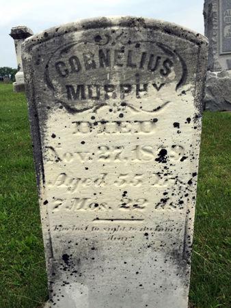 MURPHY, CORNELIUS - Van Buren County, Iowa | CORNELIUS MURPHY
