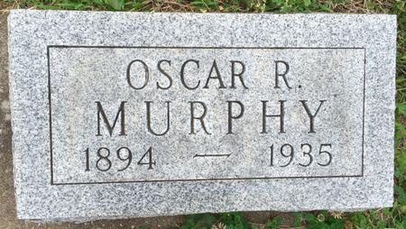 MURPHY, OSCAR R - Van Buren County, Iowa | OSCAR R MURPHY