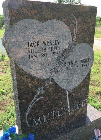 MUTCHLER, JACK WESLEY - Van Buren County, Iowa | JACK WESLEY MUTCHLER