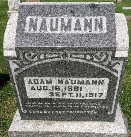 NAUMANN, ADAM - Van Buren County, Iowa | ADAM NAUMANN