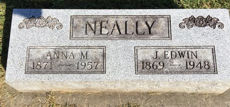 NEALLY, J EDWIN - Van Buren County, Iowa | J EDWIN NEALLY