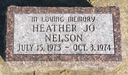NELSON, HEATHER JO - Van Buren County, Iowa | HEATHER JO NELSON