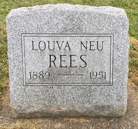 NEU REES, LOUVA - Van Buren County, Iowa | LOUVA NEU REES