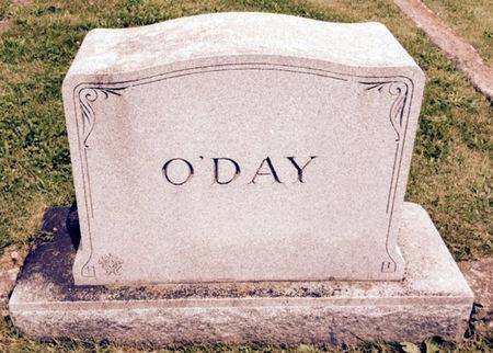 O'DAY, FAMILY MONUMENT - Van Buren County, Iowa | FAMILY MONUMENT O'DAY
