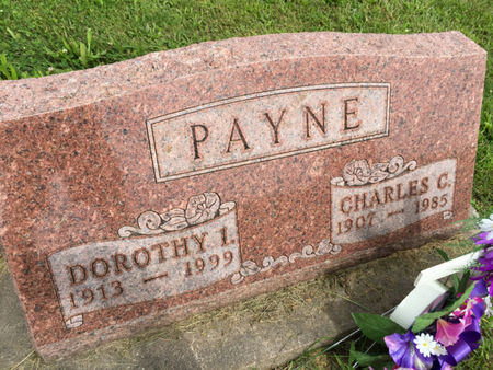 PAYNE, DOROTHY I. - Van Buren County, Iowa   DOROTHY I. PAYNE