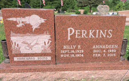 PERKINS, BILLY F - Van Buren County, Iowa | BILLY F PERKINS