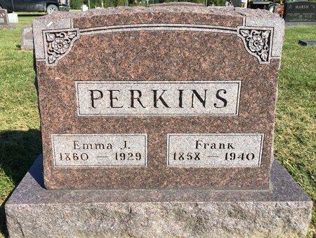 PERKINS, FRANK - Van Buren County, Iowa | FRANK PERKINS