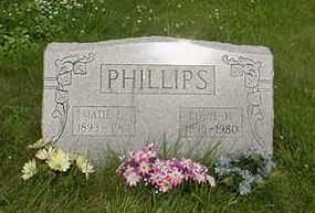 PHILLIPS, MATIE L. - Van Buren County, Iowa   MATIE L. PHILLIPS