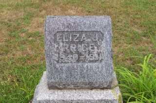 PRICE, ELIZA J - Van Buren County, Iowa | ELIZA J PRICE