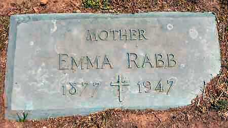 RABB, EMMA - Van Buren County, Iowa | EMMA RABB