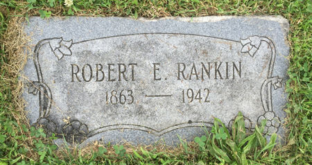 RANKIN, ROBERT E. - Van Buren County, Iowa | ROBERT E. RANKIN