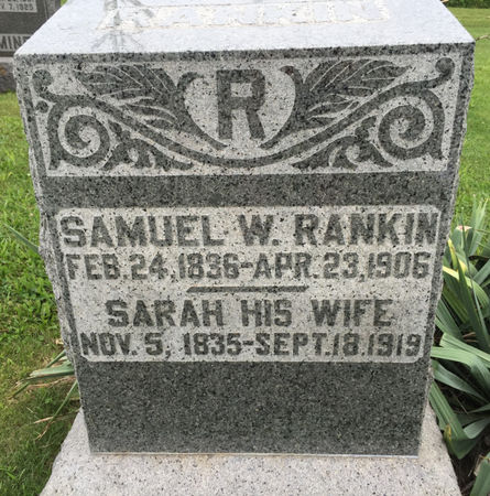 BALL RANKIN, SARAH - Van Buren County, Iowa | SARAH BALL RANKIN