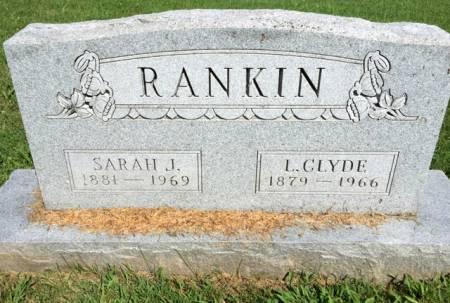RANKIN, SARAH J. - Van Buren County, Iowa | SARAH J. RANKIN