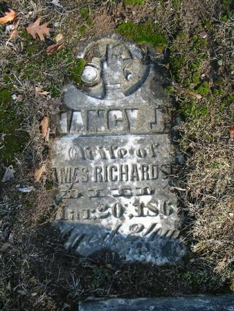 RICHARDSON, NANCY J. - Van Buren County, Iowa | NANCY J. RICHARDSON