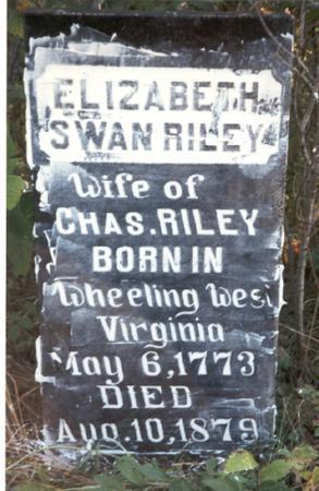 RILEY, ELIZABETH - Van Buren County, Iowa | ELIZABETH RILEY