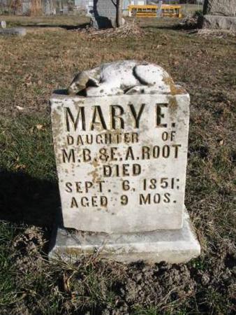 ROOT, MARY - Van Buren County, Iowa | MARY ROOT