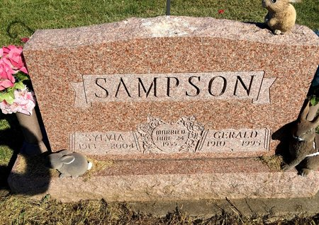 SAMPSON, GERALD - Van Buren County, Iowa | GERALD SAMPSON