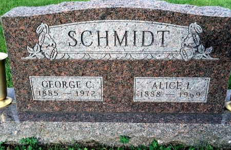 SCHMIDT, GEORGE C - Van Buren County, Iowa | GEORGE C SCHMIDT