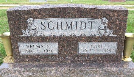 SCHMIDT, CARL - Van Buren County, Iowa | CARL SCHMIDT