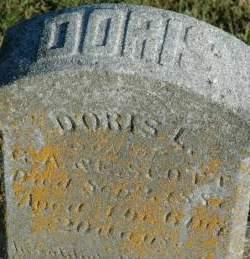 SCOTT, DORIS L - Van Buren County, Iowa | DORIS L SCOTT