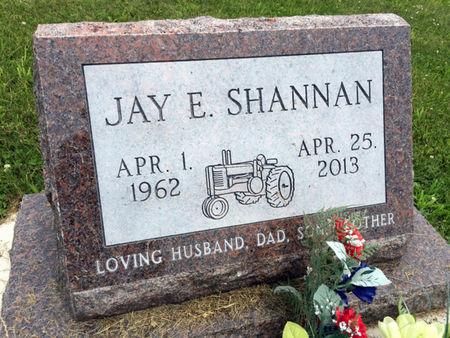 SHANNAN, JAY E. - Van Buren County, Iowa | JAY E. SHANNAN