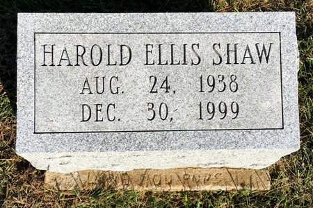 SHAW, HOWARD ELLIS - Van Buren County, Iowa | HOWARD ELLIS SHAW