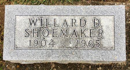 SHOEMAKER, WILLARD D - Van Buren County, Iowa | WILLARD D SHOEMAKER