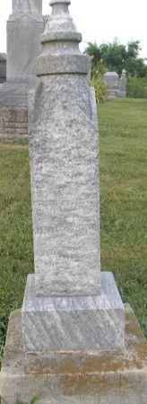 SIMMONS, GEORGE B - Van Buren County, Iowa | GEORGE B SIMMONS