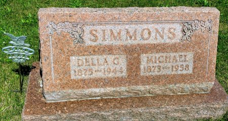 SIMMONS, MICHAEL - Van Buren County, Iowa | MICHAEL SIMMONS