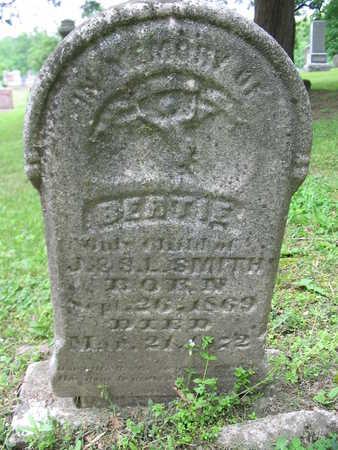 SMITH, BERTIE - Van Buren County, Iowa | BERTIE SMITH