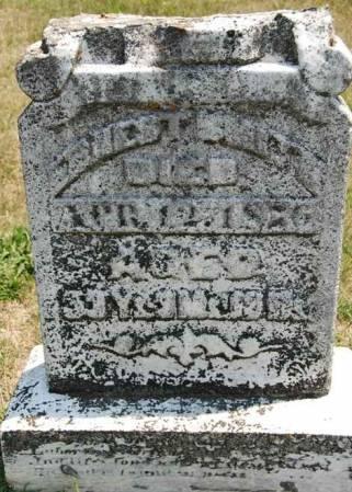 SMITH, ERNEST - Van Buren County, Iowa   ERNEST SMITH