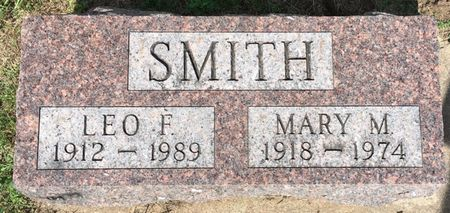 SMITH, LEO F - Van Buren County, Iowa | LEO F SMITH