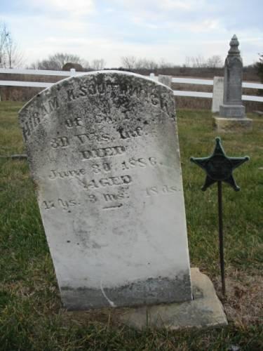 SOUTHWICK, HIRAM K. - Van Buren County, Iowa | HIRAM K. SOUTHWICK