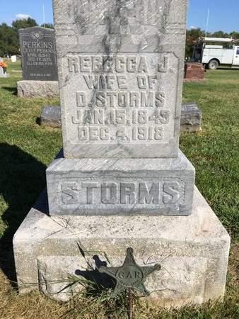 MARTIN STORMS, REBECCA J - Van Buren County, Iowa | REBECCA J MARTIN STORMS