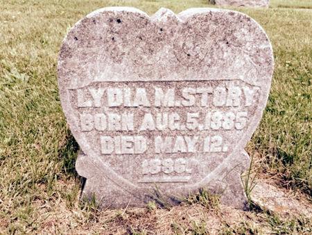 STORY, LYDIA M. - Van Buren County, Iowa | LYDIA M. STORY