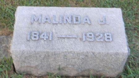 LEFFLER STORY, MALINDA J - Van Buren County, Iowa | MALINDA J LEFFLER STORY