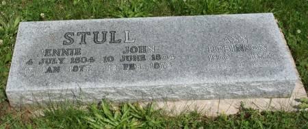 STULL, JOHN - Van Buren County, Iowa | JOHN STULL
