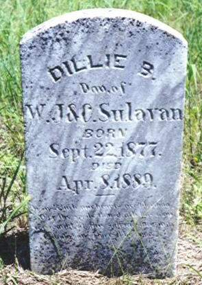 SULAVAN, DILLIE B. - Van Buren County, Iowa | DILLIE B. SULAVAN