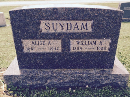 SUYDAM, WILLIAM H. - Van Buren County, Iowa | WILLIAM H. SUYDAM