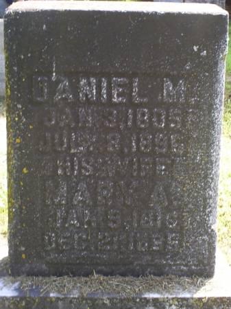 THOMAS, DANIEL M - Van Buren County, Iowa | DANIEL M THOMAS