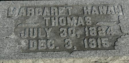 THOMAS, MARGARET - Van Buren County, Iowa | MARGARET THOMAS