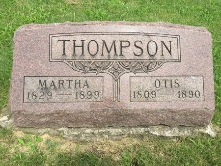 THOMPSON, OTIS - Van Buren County, Iowa | OTIS THOMPSON