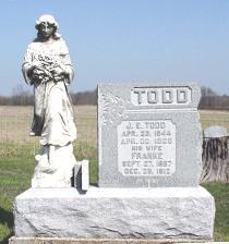 TODD, J.E. - Van Buren County, Iowa | J.E. TODD
