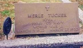 TUCKER, MERLE - Van Buren County, Iowa | MERLE TUCKER