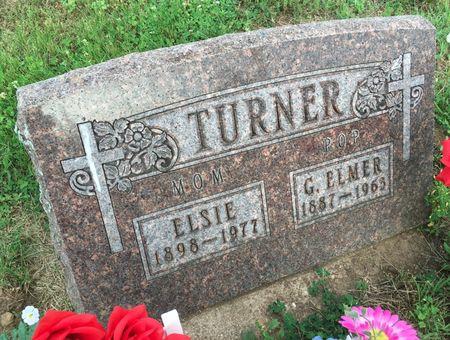 POOL TURNER, ELSIE - Van Buren County, Iowa | ELSIE POOL TURNER