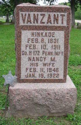ROBERTS VAN ZANT, NANCY M. - Van Buren County, Iowa | NANCY M. ROBERTS VAN ZANT