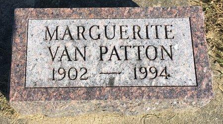 BEESON VAN PATTON, MARGUERITE - Van Buren County, Iowa | MARGUERITE BEESON VAN PATTON