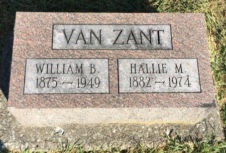 MUELLER VAN ZANT, HALLIE M - Van Buren County, Iowa | HALLIE M MUELLER VAN ZANT