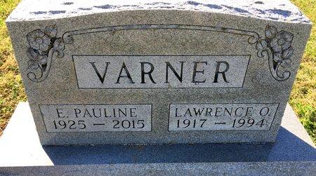 MUNTZ VARNER, E. PAULINE - Van Buren County, Iowa | E. PAULINE MUNTZ VARNER