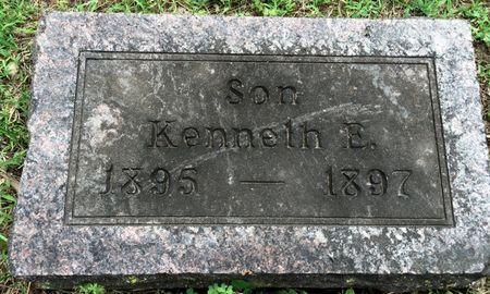 VON SEGGEN, KENNETH E - Van Buren County, Iowa | KENNETH E VON SEGGEN